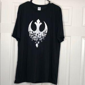 Star Wars Rebel Disney T-shirt
